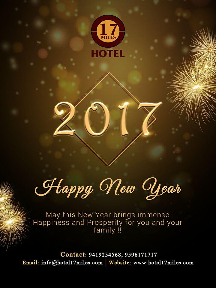 Happy New Year Hotel 97